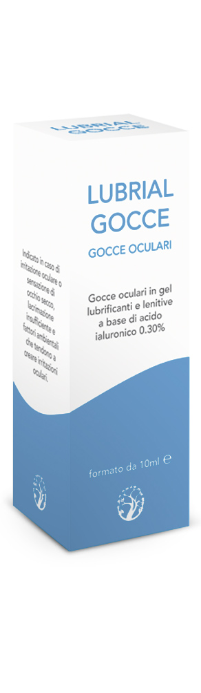 lubrial gocce